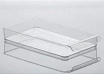 941 - Organizador Gaveta Diamond 37,5 x 21 x 5,5 cm Cristal