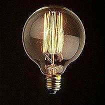 LAMPADA FILAMENTO DE CARBONO 40W
