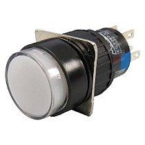 BOTOEIRA COMANDO C/ LED BRANCO 12V 3SR