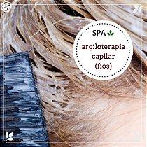 SPA - Argiloterapia Hidratante