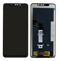 Tela Frontal Xiaomi Redmi Note 6 Pro Preto
