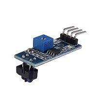 Módulo Sensor Infravermelho Seguidor De Linha - TCRT5000