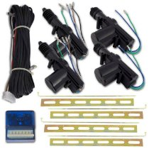 Kit De Trava Eletrica Universal GC