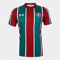 Camisa do Fluminense 2019 Masculina/Feminina Editavel
