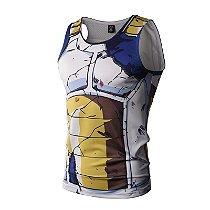 Camisa Vegeta - Batalha - Dragon Ball Z