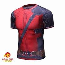 Camisa Deadpool 2