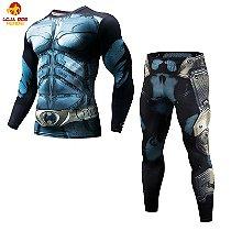 Conjunto Calça Batman