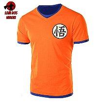 Camisa Goku Clássica - Dragon Ball V2