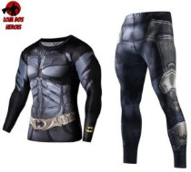 Conjunto Calça Batman Filme Manga