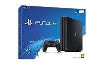 Playstation 4 1TB Ps4 Pro 4k