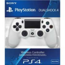 Controle Playstation 4 Dualshock 4 Branco Ps4