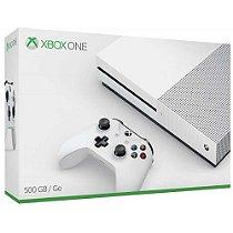 Xbox One S White 500gb Slim Branco