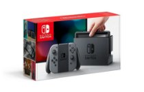 Nintendo Switch Grey Edition 32GB - Cinza