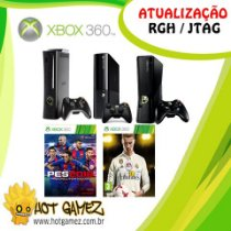 Atualização RGH / JTAG Xbox 360
