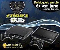 Desbloqueio PS3 / Destravamento Playstation 3 Cobra ODE