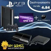 Desbloqueio PS3 / Destravamento PS3 / Downgrade playstation 3
