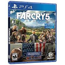 Game Far Cry 5: Edição Limitada BR - PS4