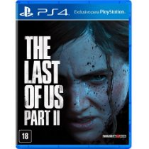 Game The Last Of US 2 - PS4