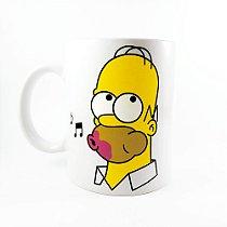 Caneca Homer
