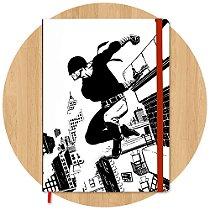 Sketchbook Demolidor - Grande
