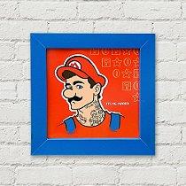 Quadro Super Mario