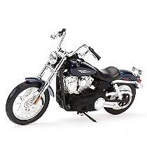 Miniatura Harley Davidson FXDBI Dyna Street Bob 2006 Maisto 1:18