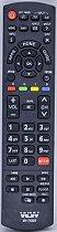 Controle Remoto Tv Panasonic Netflix  REF:WLW-7008