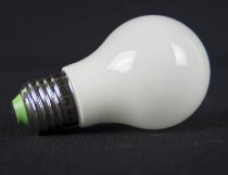 LAMPADA BULBO LED Vidro 360°IP57 Prova d`agua 5w 6500k