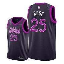 Regata Nike Minnesota Timberwolves Swingman