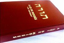 A lei de Moisés e as haftarot