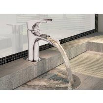 Misturador monocomando para lavatório - Kromma767