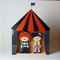 Circo Tenda ( 3 peças ) - Patricia Maranhão