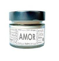 Vela Perfumada Pavio de Vela: AMOR (125g)