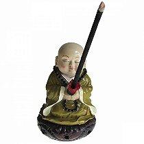 Incensário Monge Meditando (11cm)