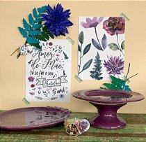 Kit Cartão de Parede Dia das Mães