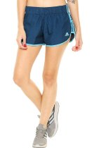 Short adidas Performance M10 Perf 3'' Azul