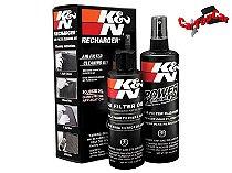 Kit Recharger para Limpeza Filtro K&N - SQUEEZE  (Ref. 99-5050)