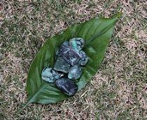 Esmeralda Rolada de 3 a 4 cm - Pedra de 2020