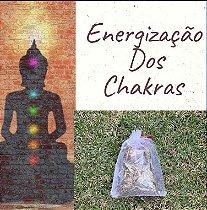 Banho de Energização e equilíbrio dos 7 chakras