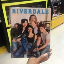 Riverdale Team - placa decorativa