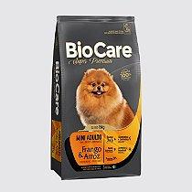 Ração Super Premium BioCare Adulto Raças Pequenas 15kg