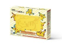 Nintendo New 3ds Xl Pikachu Yellow Edition