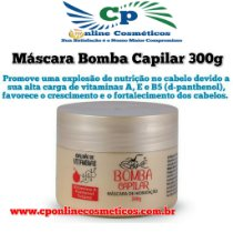 Máscara de Hidratação Bomba Capilar 300 g - Belkit