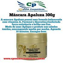 Máscara de Hidratação Capilar Apaluza 300 g - Belkit