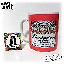 Caneca C09 Budweiser