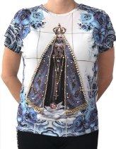 Blusa Feminina - Nossa Senhora Aparecida - Modelo 02