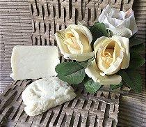 ÁRVIDA - Shampoo Sólido Artesanal - Girassol, Lavanda e Tea Tree +- 90g