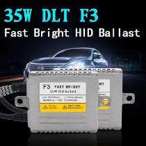 Par De Reator Xênon Premium Fast Start Dlt F3a 35w