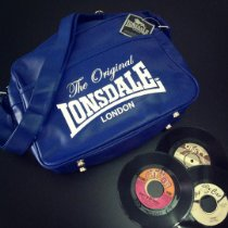 Bolsa Lonsdale The Original Azul