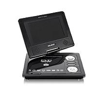 Dvd Automotivo Portatil 7'' Multilaser - AU710
